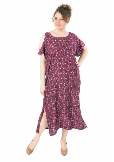 Платье текстильное